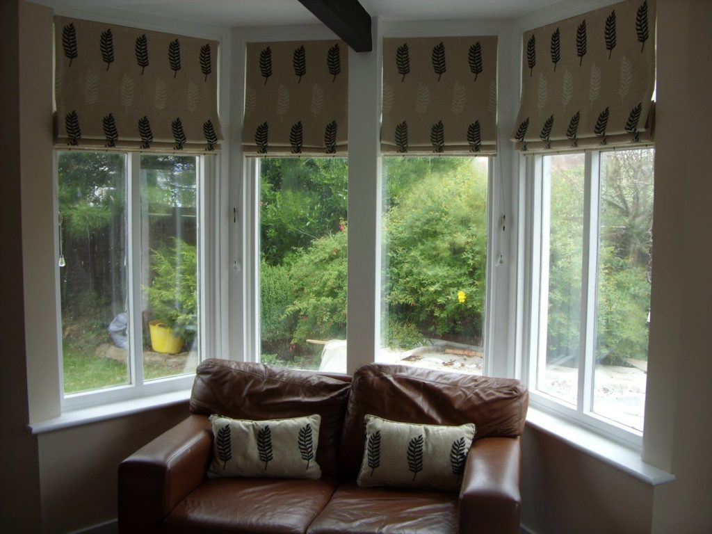 Blinds by Tovey Mead of SewTovey a West Sussex Seamstress