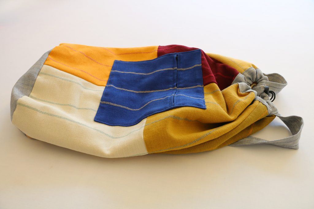 Bag by Tovey Mead of SewTovey Sussex Seamstress