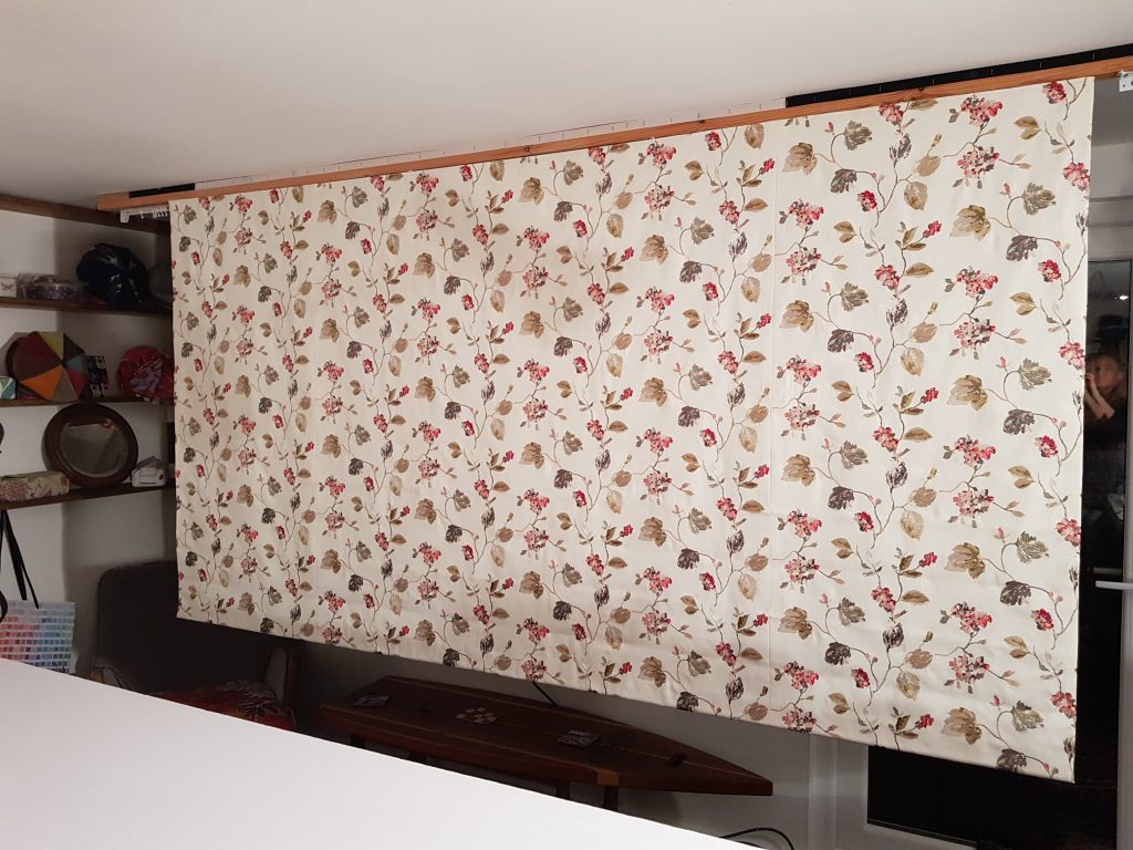 Curtains by Tovey Mead of SewTovey